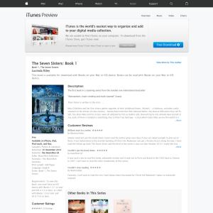 iTunes - Free The Seven Sisters: Book 1 - Freestuff com au